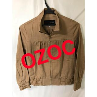 オゾック(OZOC)のOZOC(レディース)ブルゾンジャケット(ブルゾン)