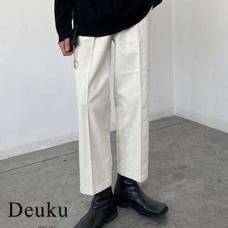 HARE - Deuku コットンスラックス DES310