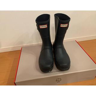ハンター(HUNTER)のハンター レインブーツ UK8 28(長靴/レインシューズ)