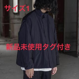 COMOLI - 新品未使用タグ付き★comoli  ナイロン ショート ジャケット ★サイズ1