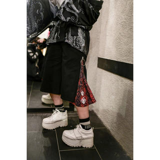 MILKBOY - 新品♡KRY 七分袖ZIPワイドパンツ