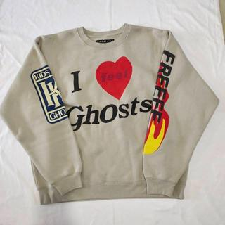OFF-WHITE - Kids See Ghosts x CPFM Pullover スウェット XL