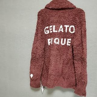 gelato pique - 【GELATO PIQUE/ジェラードピケ】カーディガン ルームウェア ニット