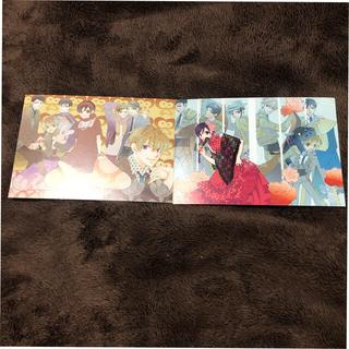 希少❣️桜蘭高校ホスト部ポストカード2枚セット❣️