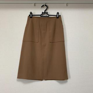 ビームス(BEAMS)の*美品*◆BEAMS LIGHTS◆ポケット付スカート(ひざ丈スカート)