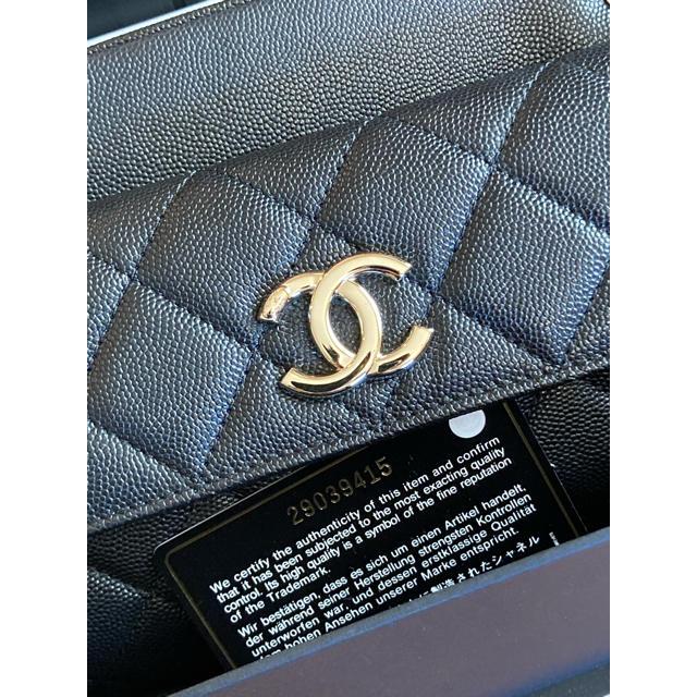 CHANEL(シャネル)のNatsu様専用 チェーンショルダーカメラバッグ レディースのバッグ(ショルダーバッグ)の商品写真