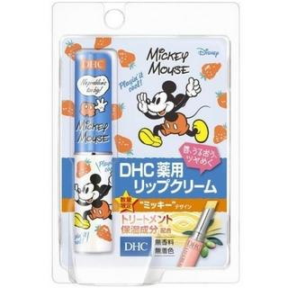 DHC - DHC/薬用リップクリーム ミッキーマウス/新品未開封