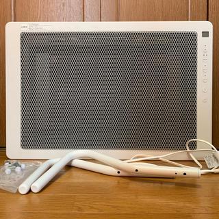 MUJI (無印良品) - 無印良品 遠赤外線パネルヒーター