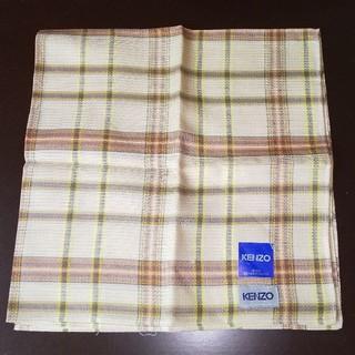 ケンゾー(KENZO)の◼️新品◼️KENZOハンカチ(ハンカチ/ポケットチーフ)