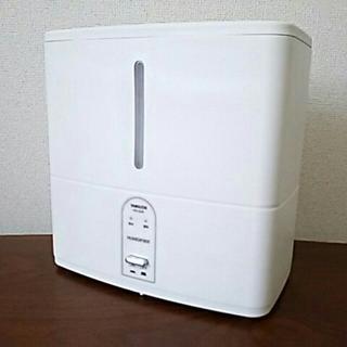 ヤマゼン(山善)の山善 スチーム加湿器 KS-G25 ホワイト(加湿器/除湿機)