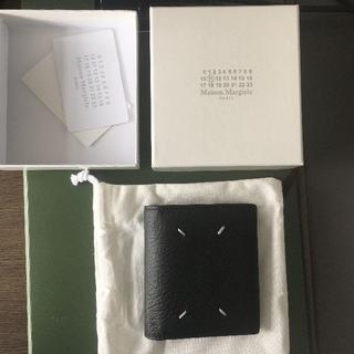 Maison Margiela メゾン マルジェラ 折り財布 ブラック
