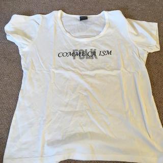 コムサイズム(COMME CA ISM)のコムサイズム Tシャツ(Tシャツ(半袖/袖なし))