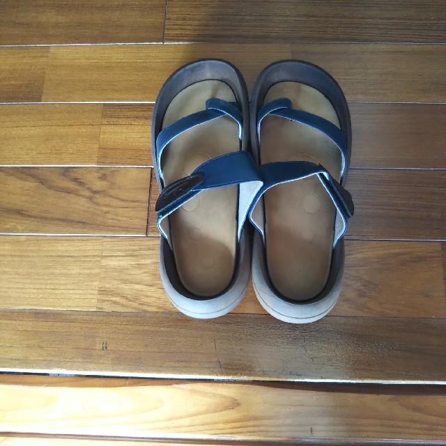 Regetta Canoe(リゲッタカヌー)のcanoe エッグヒール メンズの靴/シューズ(サンダル)の商品写真
