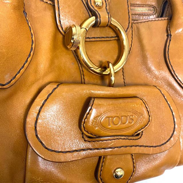 TOD'S(トッズ)のTODS ハンドバッグ レディースのバッグ(ハンドバッグ)の商品写真