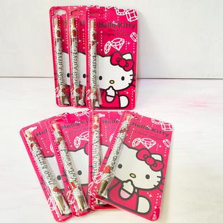 ハローキティ - ハローキティ ボールペン ★ Hello Kitty デコ キャラ キティちゃん