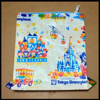 ディズニー(Disney)のレトロ 東京ディズニーランド ポーチ 試作品(ポーチ)