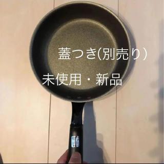 ニトリ(ニトリ)の未使用 ニトリ IH対応 フライパン 別売りの蓋つき(鍋/フライパン)