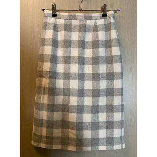 ミッシェルクラン(MICHEL KLEIN)の【送料込み】ミッシェルクラン タイトスカート(ひざ丈スカート)