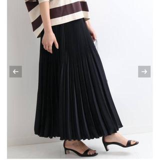 IENA - 美品★IENA アコーディオンプリーツスカート