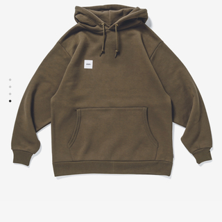 W)taps - WTAPS HOME BASE HOODED/COTTON