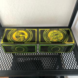 コナミ(KONAMI)の遊戯王 レジェンダリーゴールドボックス 空箱(シングルカード)