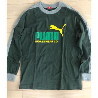 PUMA - PUMA 長袖シャツ