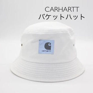 carhartt - CARHARTT バケットハット 帽子 ホワイト ユニセックス