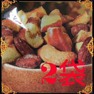 KALDI - カルディコーヒー+ハニーマスタードプレッツェル&ナッツミックス菓子 詰め合わせ