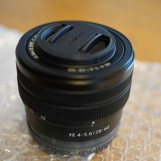 SONY - 未使用Sony EマウントFE 28-60mm F4-5.6 (SEL2860)