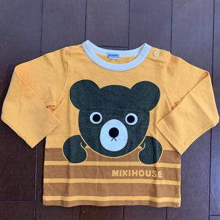mikihouse - ミキハウス ロンT90