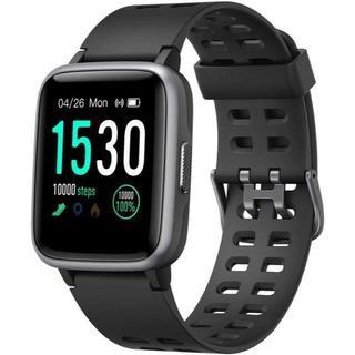 スマートウォッチ 腕時計 Yamay 最新 万歩計 心拍計 活動量計