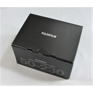 富士フイルム - 未使用 フジ XC50-230mm クロ 1年保証 送料無料