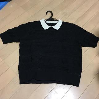 ドットアンドストライプスチャイルドウーマン(Dot&Stripes CHILDWOMAN)のチャイルドウーマン サマーニット(カットソー(半袖/袖なし))