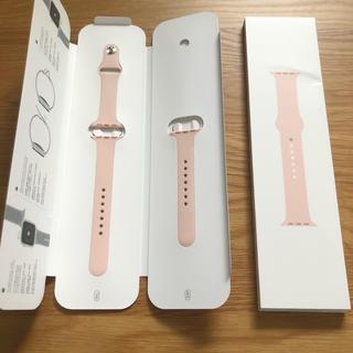 Apple - アップルウォッチ Apple Watch 40mm 純正 スポーツバンド