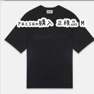 FEAR OF GOD - Essentials pacsan 2020FALL正規品 Tシャツ  未使用