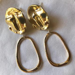 トゥデイフル(TODAYFUL)のgold pierce(ピアス)
