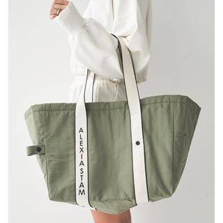 アリシアスタン(ALEXIA STAM)の完売品 アリシアスタン エコバッグ バッグ トートバッグ ショッピングバッグ(エコバッグ)