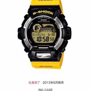 G-SHOCK - CASIO G-SHOCK 腕時計 Gショック イルクジモデル