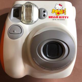 ハローキティ - ハローキティチェキ7 インスタントカメラ 美品