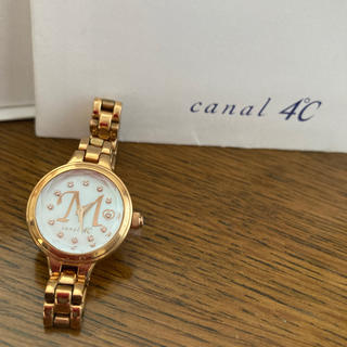 カナルヨンドシー(canal4℃)の腕時計(canal4℃)(腕時計)