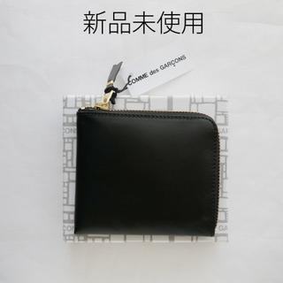 COMME des GARCONS - 【新品未使用】ウォレット コムデギャルソン 財布 L字