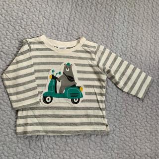 アカチャンホンポ(アカチャンホンポ)のボーダーロンT 70(Tシャツ)