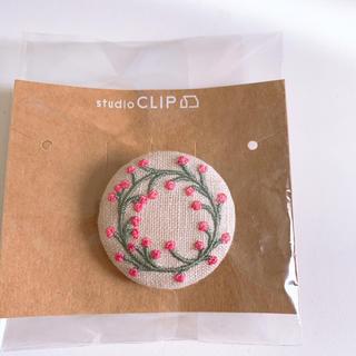 STUDIO CLIP - スタディオクリップ  ブローチ
