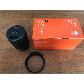 ソニー(SONY)の【ドラえもん様専用】FE 24-105 F4 G OSS(SEL24105G)(レンズ(ズーム))