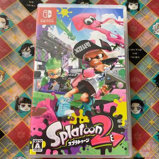 Nintendo Switch - スプラトゥーン2ソフト