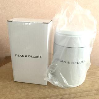 ディーンアンドデルーカ(DEAN & DELUCA)の◆新品未使用◆DEAN&DELUCA♡スープポット ホワイト 300ml(弁当用品)