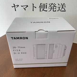TAMRON - 28-75mm F/2.8 Di III RXD(Model A036)