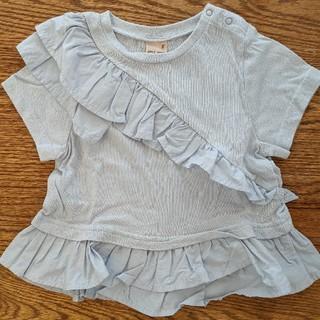 プティマイン(petit main)のpetitmain Tシャツ 90cm(Tシャツ/カットソー)