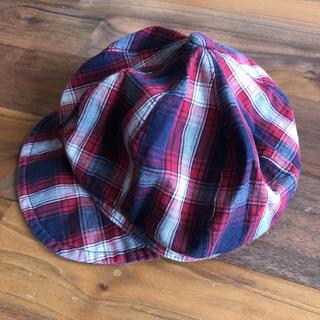 コムサイズム(COMME CA ISM)のコムサイズム  キッズ 帽子 ハット 52cm  (帽子)