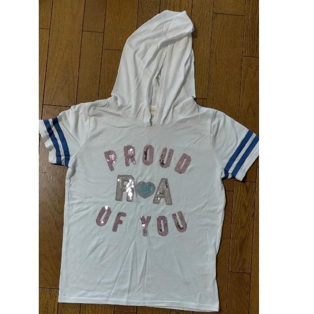 repipi armario(レピピアルマリオ)のレピピアルマリオ Tシャツ レディースのトップス(Tシャツ(半袖/袖なし))の商品写真